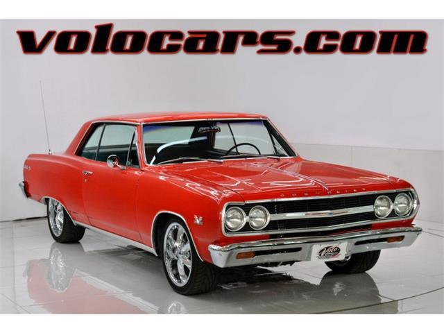 1965 Chevrolet Malibu (CC-1527955) for sale in Volo, Illinois
