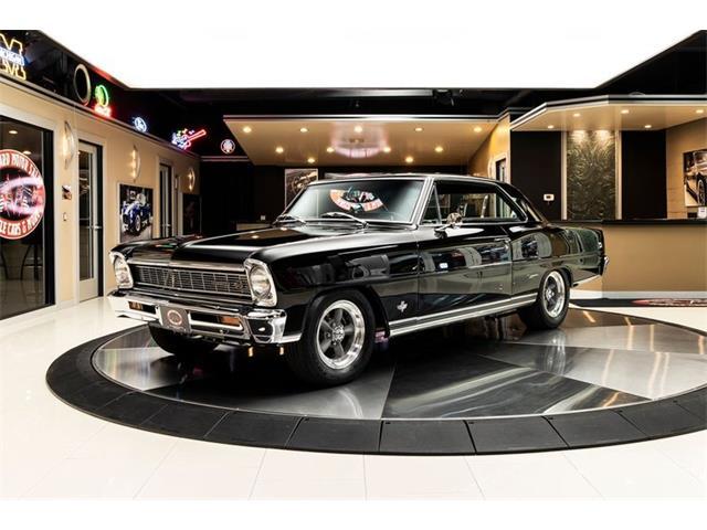 1966 Chevrolet Nova (CC-1527970) for sale in Plymouth, Michigan