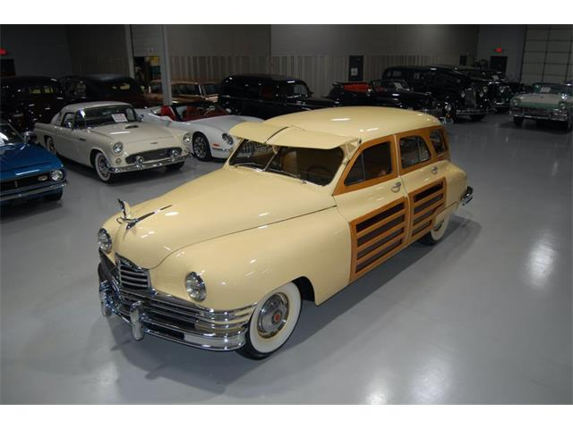 1948 Packard Eight (CC-1527984) for sale in Rogers, Minnesota