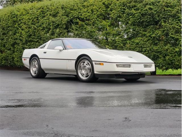 1990 Chevrolet Corvette (CC-1527989) for sale in Greensboro, North Carolina