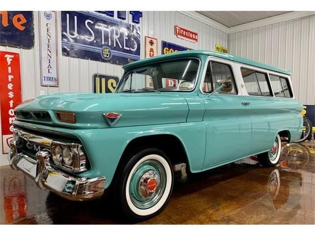 1964 GMC Suburban (CC-1527992) for sale in Greensboro, North Carolina