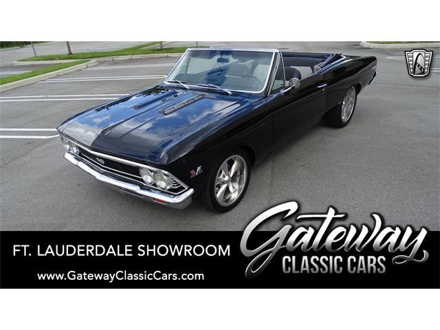 1966 Chevrolet Chevelle (CC-1527993) for sale in O'Fallon, Illinois