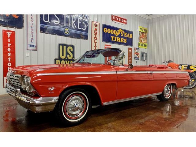 1962 Chevrolet Impala (CC-1527994) for sale in Greensboro, North Carolina