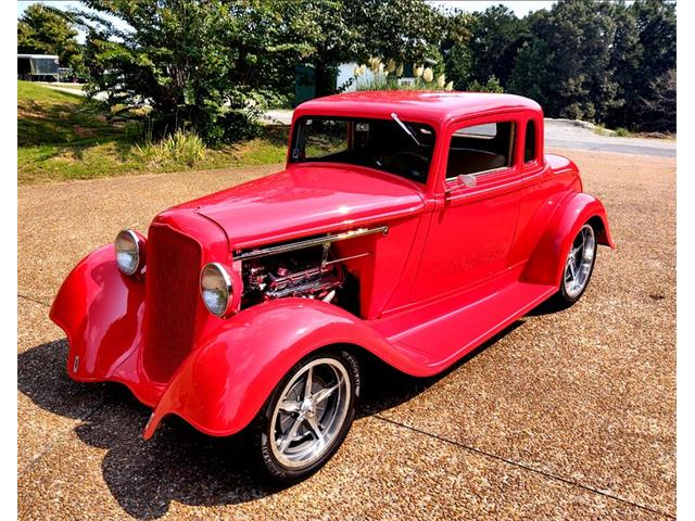 1933 Plymouth 5-Window Coupe (CC-1527996) for sale in Greensboro, North Carolina
