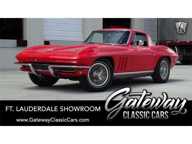 1966 Chevrolet Corvette (CC-1527998) for sale in O'Fallon, Illinois