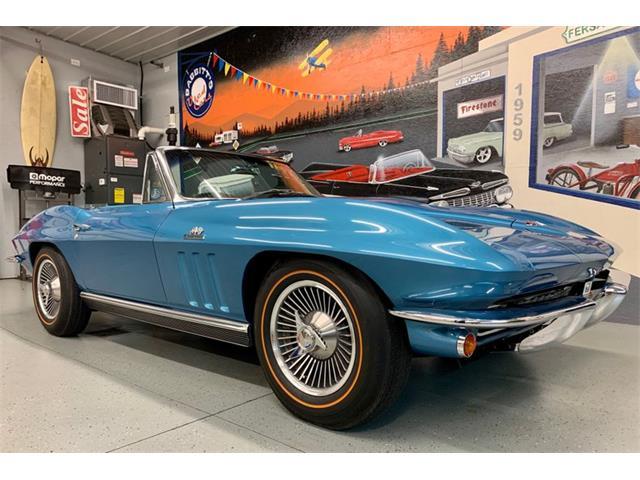 1966 Chevrolet Corvette (CC-1528000) for sale in Greensboro, North Carolina