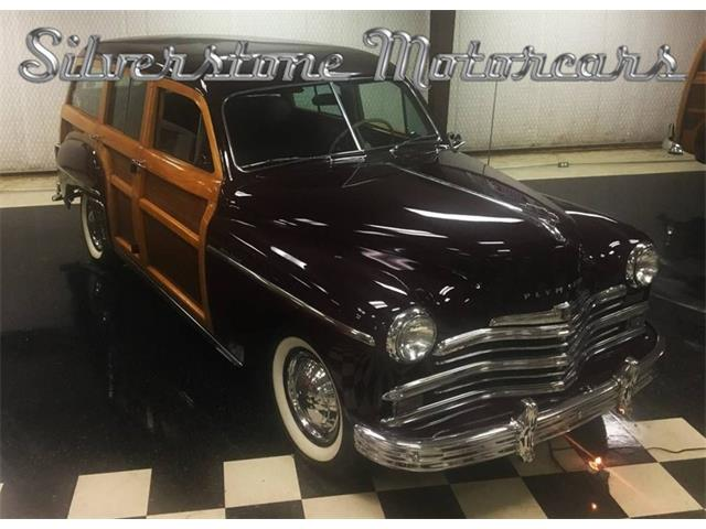 1949 Plymouth Special (CC-1528002) for sale in North Andover, Massachusetts