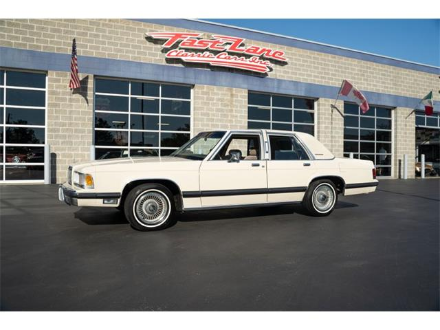 1991 Mercury Grand Marquis (CC-1528003) for sale in St. Charles, Missouri