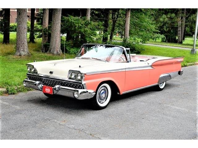 1959 Ford Skyliner (CC-1528006) for sale in Greensboro, North Carolina