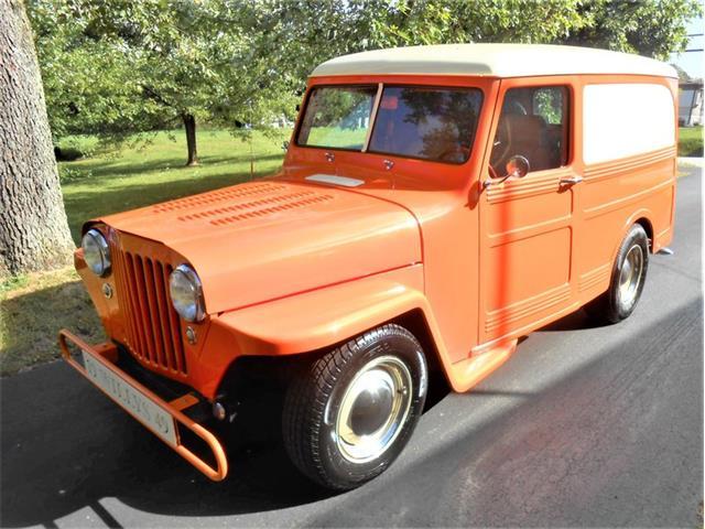 1949 Willys Jeep (CC-1528012) for sale in Greensboro, North Carolina