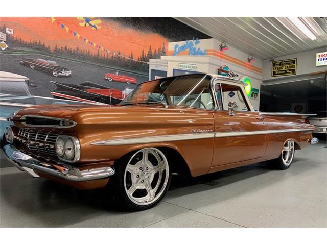 1959 Chevrolet El Camino (CC-1528013) for sale in Greensboro, North Carolina