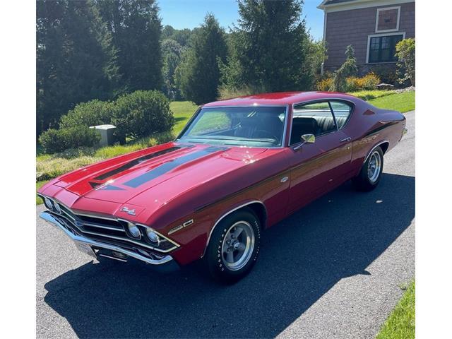 1969 Chevrolet Chevelle (CC-1528017) for sale in Greensboro, North Carolina