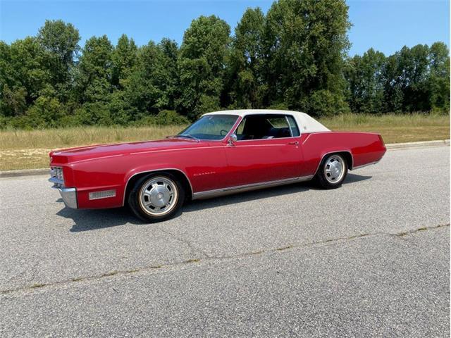 1967 Cadillac Eldorado (CC-1528024) for sale in Greensboro, North Carolina