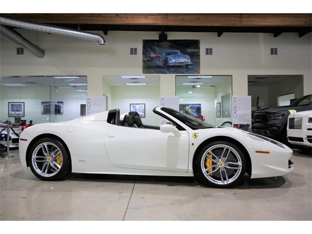 2013 Ferrari 458 (CC-1528033) for sale in Chatsworth, California