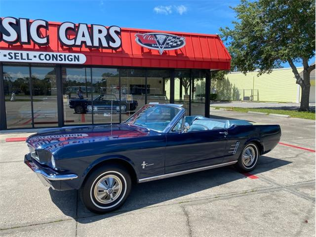 1966 Ford Mustang (CC-1528055) for sale in Sarasota, Florida