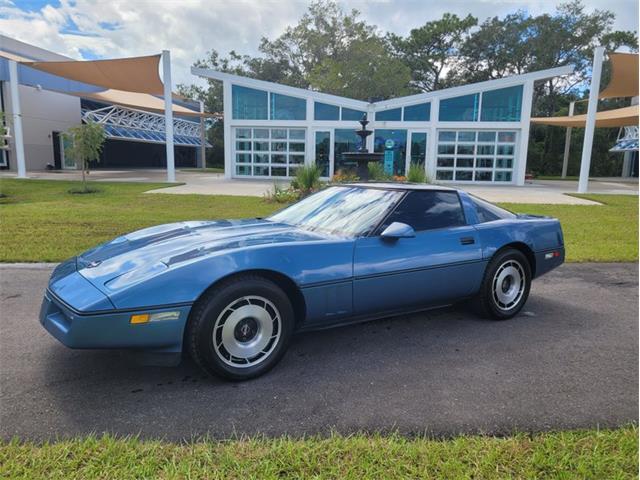1984 Chevrolet Corvette (CC-1528056) for sale in Palmetto, Florida