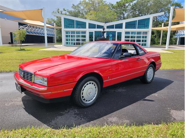 1989 Cadillac Allante (CC-1528057) for sale in Palmetto, Florida