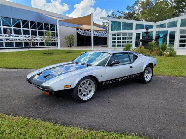 1974 De Tomaso Pantera (CC-1528061) for sale in Palmetto, Florida