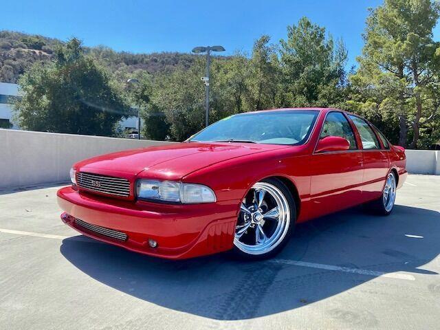 1996 Chevrolet Impala (CC-1528066) for sale in Thousand Oaks, California