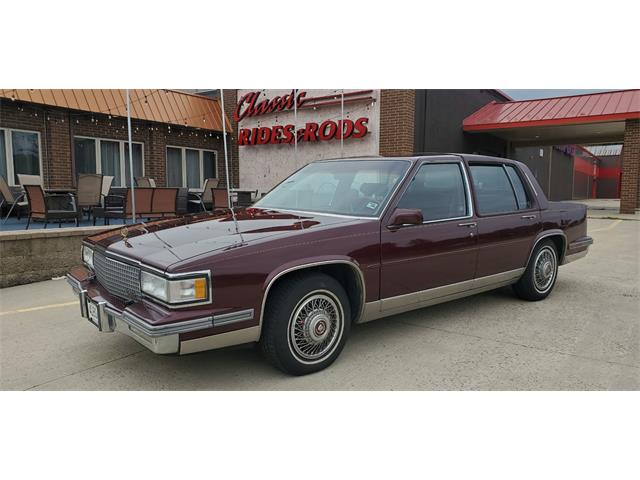 1988 Cadillac Fleetwood (CC-1528069) for sale in Annandale, Minnesota