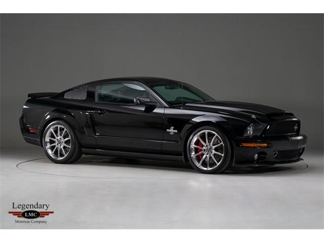 2009 Shelby GT500 (CC-1528080) for sale in Halton Hills, Ontario