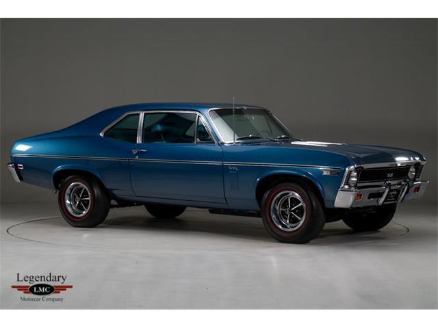 1969 Chevrolet Nova SS (CC-1528082) for sale in Halton Hills, Ontario
