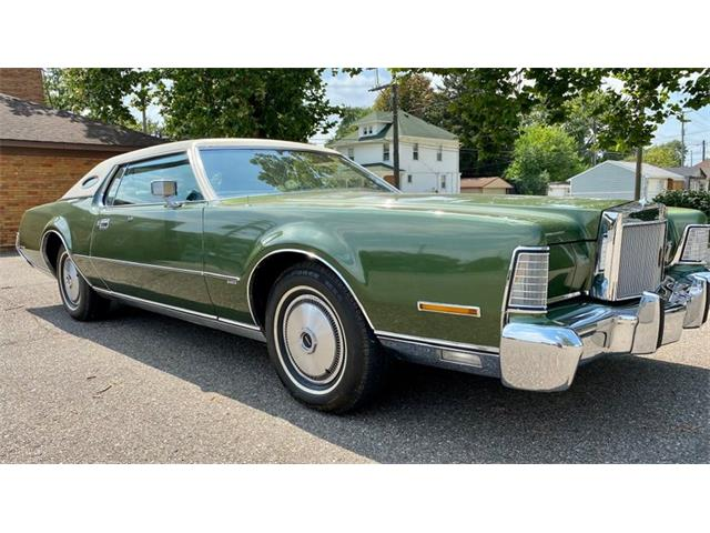 1973 Lincoln Continental Mark IV (CC-1528084) for sale in Troy, Michigan
