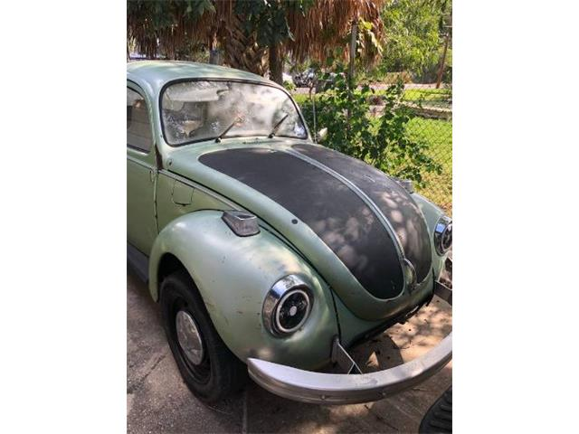 1971 Volkswagen Beetle (CC-1528089) for sale in Cadillac, Michigan