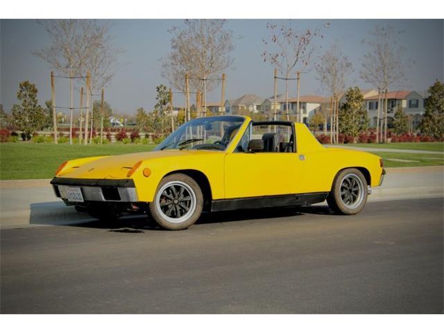 1973 Porsche 914 (CC-1528097) for sale in Glendale, California