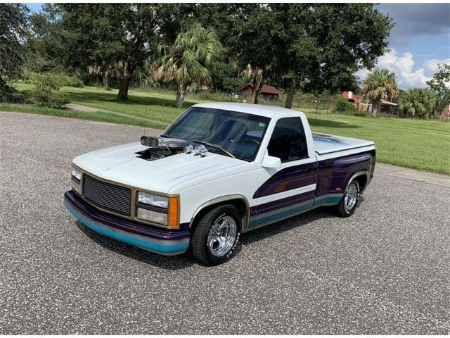 1993 GMC Sierra 1500 (CC-1528101) for sale in Clearwater, Florida