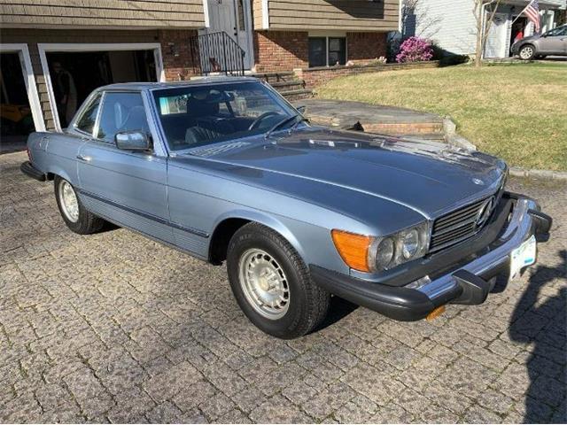 1979 Mercedes-Benz 450SL (CC-1528106) for sale in Cadillac, Michigan