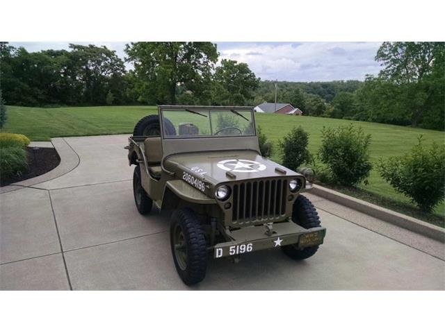 1957 Willys Jeep (CC-1528109) for sale in Carlisle, Pennsylvania