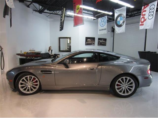 2003 Aston Martin Vanquish (CC-1528116) for sale in Cadillac, Michigan