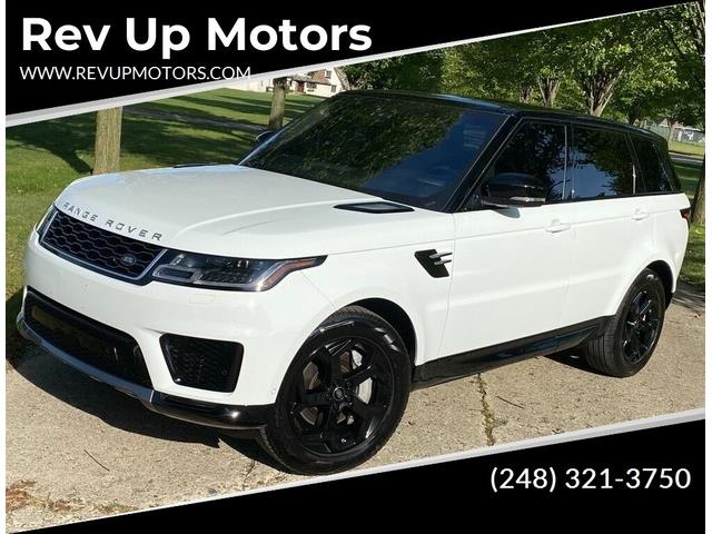 2020 Land Rover Range Rover Sport (CC-1528119) for sale in Shelby Township, Michigan