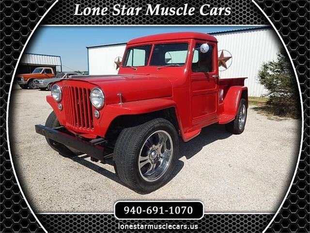 1949 Jeep Jeepster (CC-1528121) for sale in Wichita Falls, Texas