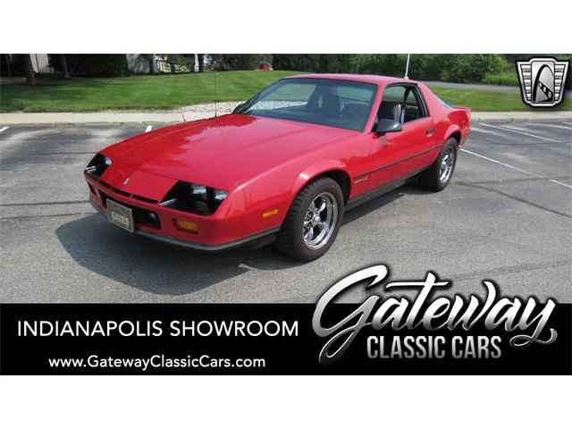1986 Chevrolet Camaro (CC-1528125) for sale in O'Fallon, Illinois