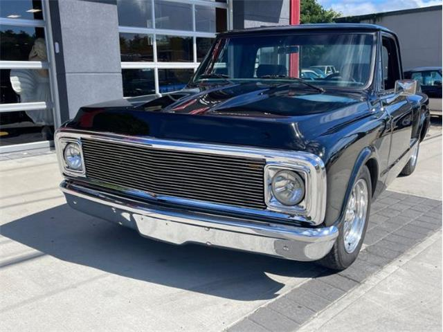 1972 Chevrolet C10 (CC-1528127) for sale in Cadillac, Michigan