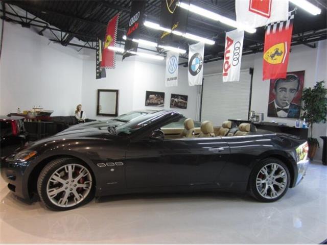 2014 Maserati GranTurismo (CC-1528130) for sale in Cadillac, Michigan