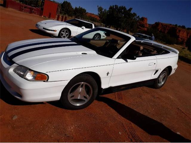 1998 Ford Mustang (CC-1528132) for sale in Cadillac, Michigan