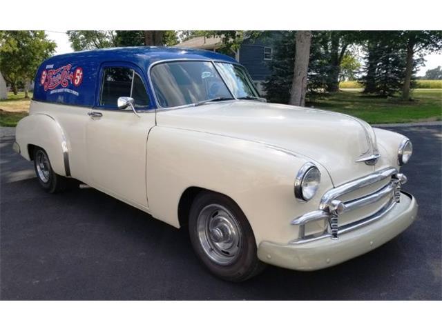 1950 Chevrolet Sedan Delivery (CC-1528134) for sale in Cadillac, Michigan