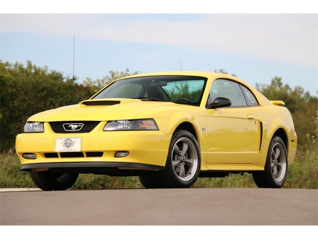 2002 Ford Mustang (CC-1528135) for sale in Stratford, Wisconsin