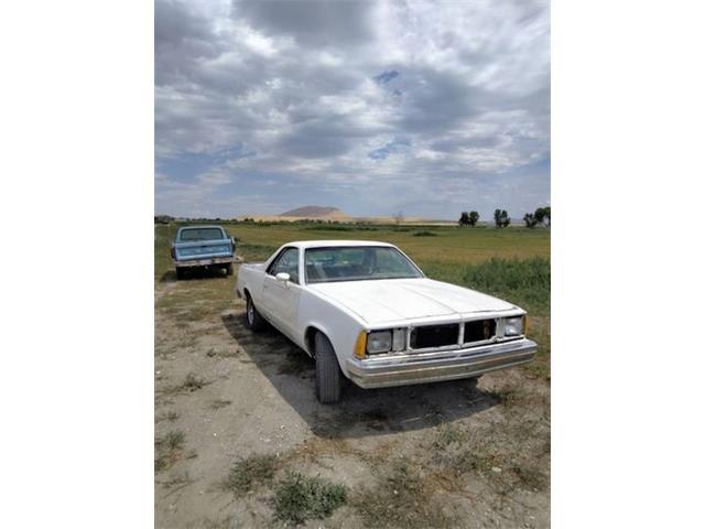 1980 Chevrolet El Camino (CC-1528138) for sale in Cadillac, Michigan