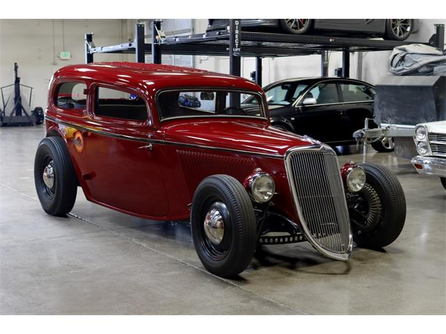 1934 Ford Tudor (CC-1528139) for sale in San Carlos, California