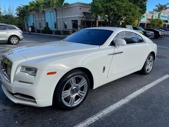2015 Rolls-Royce Silver Wraith (CC-1528140) for sale in Cadillac, Michigan