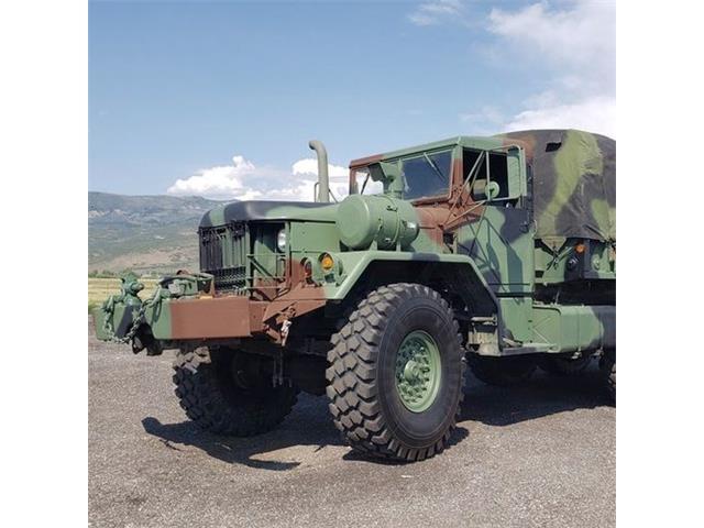 1972 AM General M813 (CC-1528142) for sale in Cadillac, Michigan
