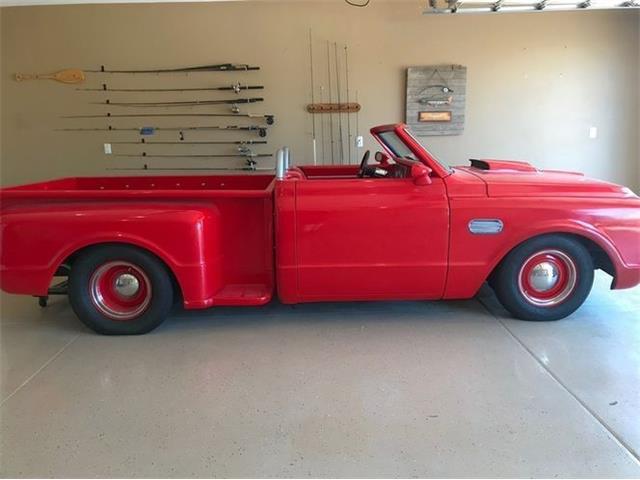 1967 Chevrolet C10 (CC-1528143) for sale in Cadillac, Michigan