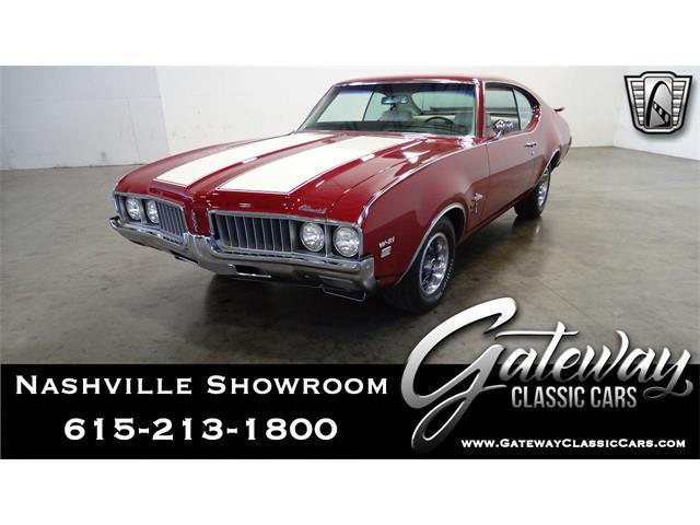 1969 Oldsmobile Cutlass (CC-1528154) for sale in O'Fallon, Illinois