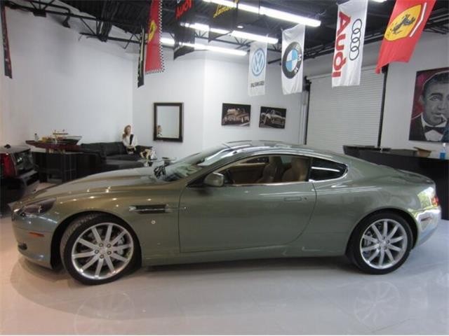 2006 Aston Martin DB9 (CC-1528155) for sale in Cadillac, Michigan