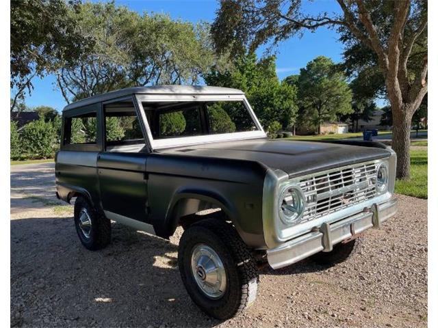 1975 Ford Bronco (CC-1528156) for sale in Cadillac, Michigan
