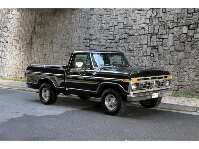 1977 Ford F100 (CC-1528158) for sale in Atlanta, Georgia
